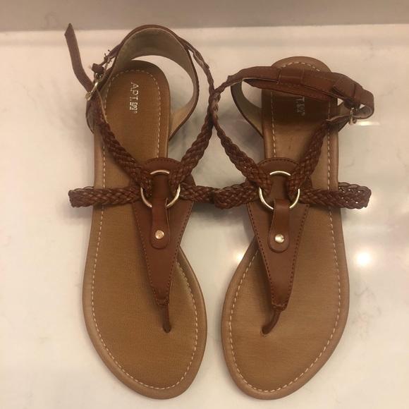 Kohls Apt 9 Braided Sandals